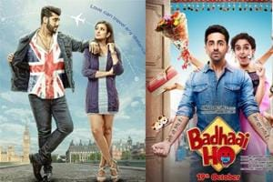 Badhaai Ho and Namaste England hit the theatres ahead of Dussehra on October 18, 2018