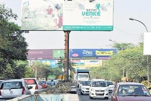 The EDMC has linked its citizen mobile application with Google map services to keep a check on illegal unipoles (bearing advertisement hoardings) under its jurisdiction.