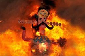 In pictures: Dussehra celebration in Himachal, J&K and Punjab