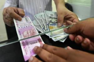 India has a significant bilateral goods trade surplus with the US, totalling USD 23 billion over the four quarters through June 2018, but India's current account is in deficit at 1.9 per cent of the GDP.