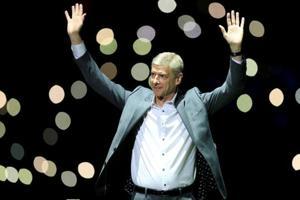 FILE PHOTO: Former Arsenal coach Arsene Wenger at U Arena Stadium, Nanterre, France