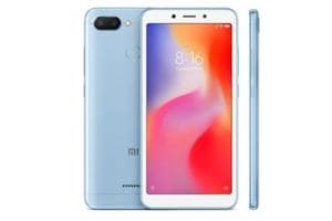 Xiaomi Redmi 6 starts at Rs 7,999 in India.