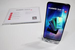 Huawei Mate 20 series was launched on October 16 in London.