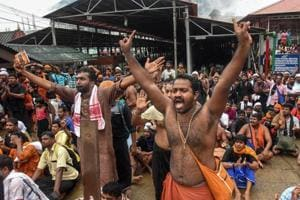 """The advisory issued in the backdrop of the Sabarimala row said appropriate prohibitory orders be issued and a close watch may be kept on dissemination of """"adverse information"""" through social media and internet services, to ensure that no breach of law and order takes place."""