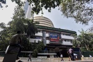The indices closed with losses for the week. The Sensex lost 417.95 points, while the NSE Nifty fell 168.95 points, during the period.