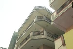 The bodies of four siblings was found at a house in Surajkund.