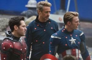 A leaked Avengers 4 trailer description teases a reunion between Captain America and Iron Man, and Thanos' return.