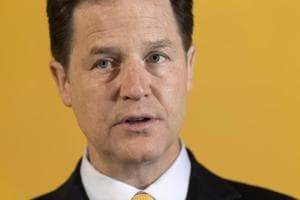 Nick Clegg was at the heart of the British government from 2010 to 2015.