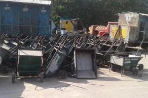 Bought in 2016, Jalandhar MC seeks return of 150 wheelbarrows