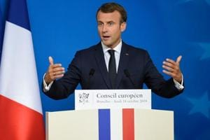 In May, French President Emmanuel Macron, speaking on a trip to Australia, said no country could be allowed to dominate the region.