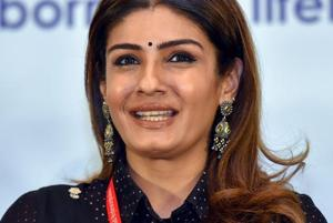 Raveena Tandon says she has suffered workplace harassment.