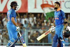 India vs West Indies: Rohit Sharma, Virat Kohli tons floor Windies