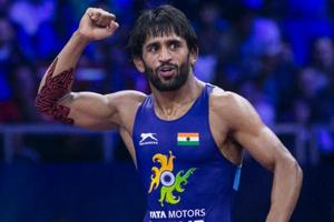 Bajrang Punia has had a great 2018 so far, having already won gold medals at the Asian Games as well as the Commonwealth Games.