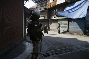 Normal life was disrupted in the Kashmir Valley Monday due to a strike called by separatists over the death of seven civilians in a blast at an encounter site in Kulgam district.