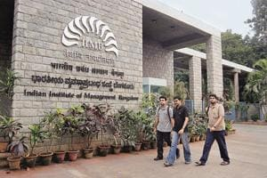 A proposal was received from the Indian Institute of Management , Bangalore, earlier seeking that the IIMs should be allowed to directly admit students to Phd like done by the IITs and also under the Prime Minister Research Fellowship.