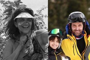 Hrithik Roshan wished mom Pinky Roshan on her birthday with a candid picture and a message.