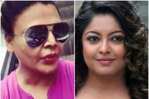 Tanushree Dutta sues Rakhi Sawant for Rs 10 cr, gets threatened with Rs 50 cr countersuit