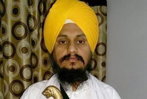 Giani Harpreet Singh.