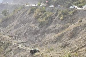 The accident took place in the evening near Reshi Bazar under Nayabazar police station in Sikkim on October 22.