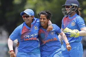 India are placed in Group B along with Australia, New Zealand, Pakistan and Ireland in the 10-team event.