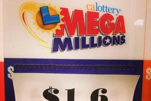 Mega Millions officials said a ticket purchased in South Carolina matches all six numbers in Tuesday night's drawing. The massive jackpot is the world's largest ever lottery grand prize.