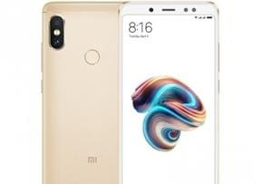 Xiaomi is offering Redmi Note 5 Pro Gold 4GB+64GB variant for Re 1.
