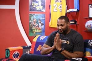 Former NBA star Robert Horry says you cannot be an elite player if you are complacent.
