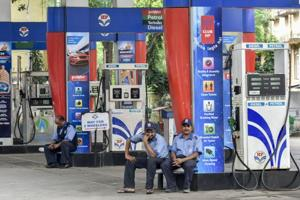 There is no decline in price of diesel in Delhi and Mumbai as it is being sold at Rs 74.85 per litre and Rs 78.46 per litre respectively.