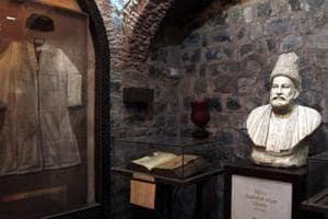Ghalib Ki Haveli in Ballimaran in Old Delhi has been turned into a museum .