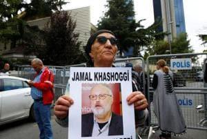 Saudi Arabia has admitted that Khashoggi, 59,  was killed in its Istanbul consulate.
