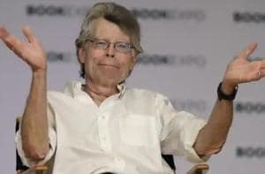 Stephen King sold movie rights to a short story, Stationary Bike for $1.