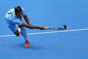 File image of Harmanpreet Singh.