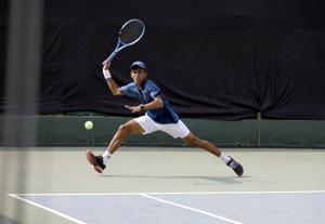 Pune player Siddhant Banthia suffers defeat in the first qualifying round of the KPIT MSLTA ATP Challenger.