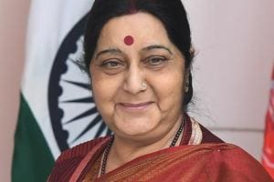 Sushma Swaraj's visit is in line with the government's overall objective of enhancing engagement with the Gulf region, which is a major supplier of oil and gas and is home to millions of expatriate Indian workers, said people familiar with the planning for the trip.