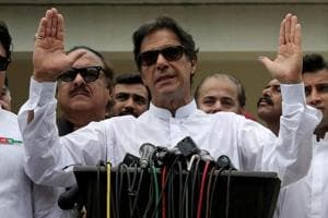 "In a reference to PPP and PML-N, Imran Khan said opposition parties that are accusing his government of incompetence are doing so because they fear that ""their corruption will be unearthed when we do an audit of the Rs 30,00,000 crore""."