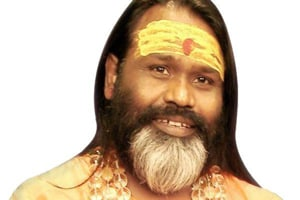 The CBI has booked self-styled preacher Daati Maharaj, who runs a temple in South Delhi, for allegedly raping and having unnatural sex with an inmate of his ashram, officials said Friday.
