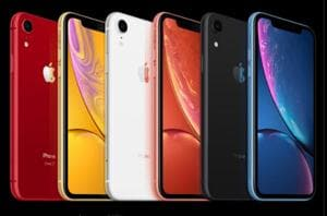 iPhone XR starts at Rs 76,900 in India.