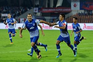 Bengaluru FC has the best home record