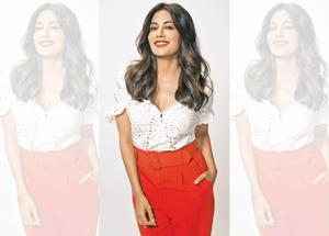 Chitrangda Singh, known for her powerhouse performances, says she wanted to be a nutritionist . Make-up and hair: harry rajput; outfit, Sabina Halder
