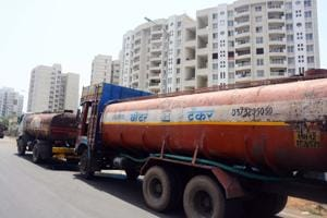 Activists have alleged nexus between the water tanker mafia and officials of the civic body.