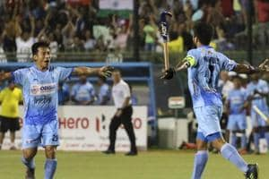 India play Pakistan in the final of the 2018 Asian Champions Trophy.
