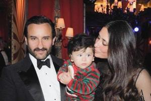 Saif Ali Khan and Kareena Kapoor have not reached an agreement as to when their son Taimur should start working.