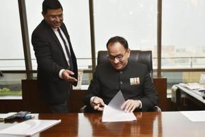 Alok Verma (right), the CBI director, was divested of his responsibilities hours after the Delhi high court's order, along with Rakesh Asthana over corruption charges the two have levelled against each other.