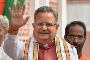 Chhattisgarh chief minister Raman Singh Saturday kickstarted the Bharatiya Janata Party's campaign for the assembly election from Konta constituency in Sukma district.