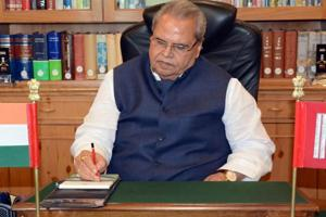 J&K governor Satya Pal Malik said not one youth has joined militancy in the two months since he took over.