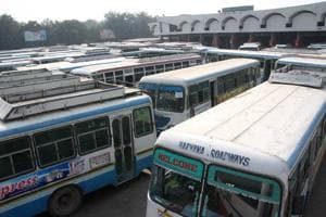The ongoing strike entered 13th day on Sunday.