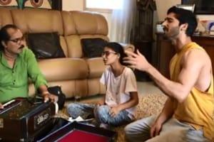 Sushmita Sen shared a video of daughter Renee and rumoured beau Rohman Shawl doing riyaaz together.