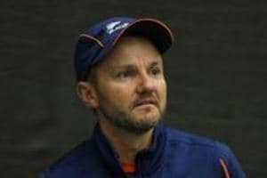 Gary Stead replaced as coach of New Zealand cricket team.