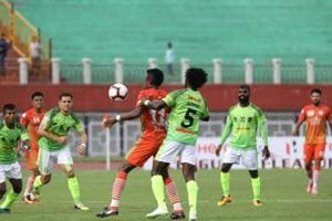 Gokulam Kerala have two draws from their opening two games.