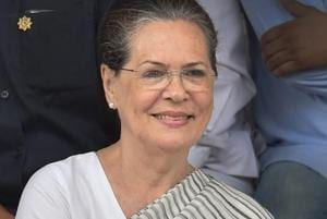 Officials said Maneka Gandhi was unaware of the unscheduled visit and she did not get to meet Sonia Gandhi.